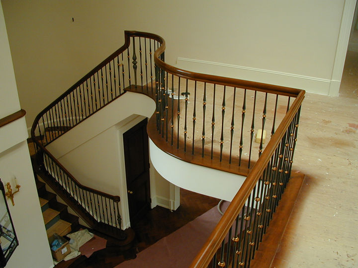 StairScapes | Architectural Stairbuilding and Handrailings From ...