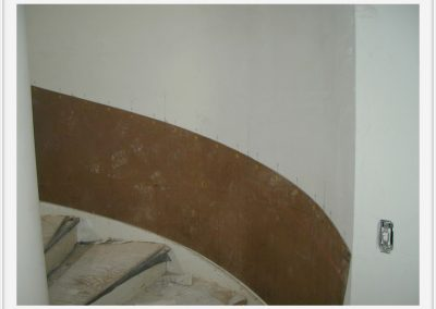 The Main Staircase: Templating 2